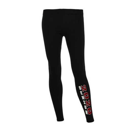 Women's 2020 Love Em Longer Leggings-Black